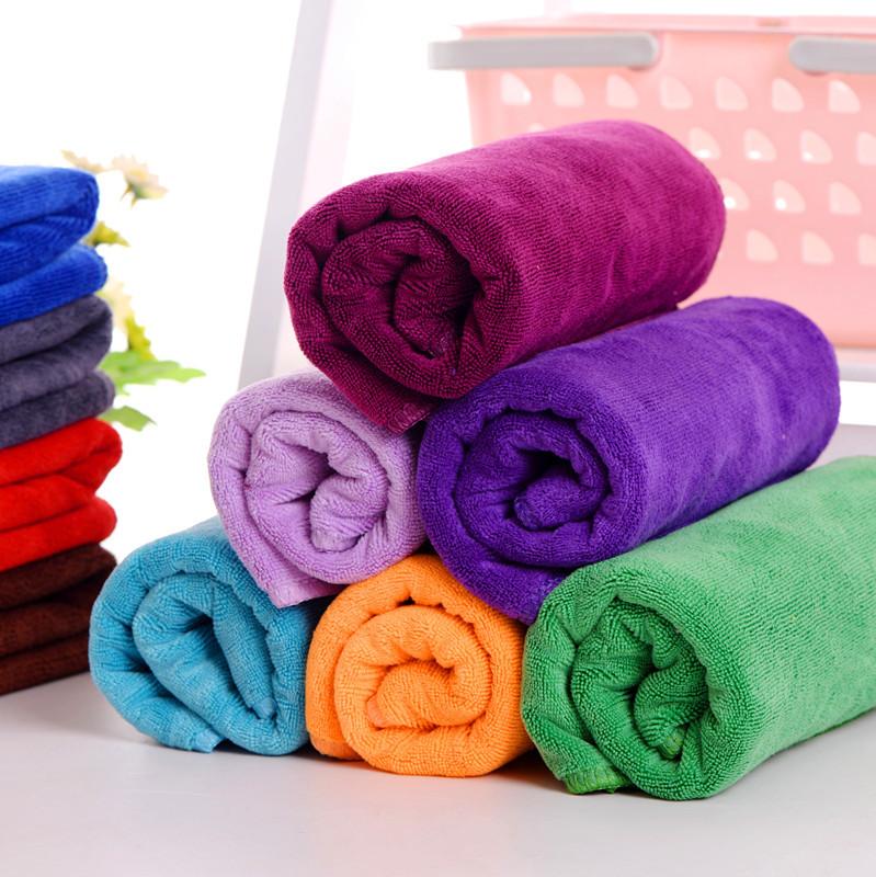 XIAOAO Khăn lông Khăn lau sợi nhỏ thấm ướt nhà sản xuất bán buôn khăn lau nhà quà tặng quà tặng có t