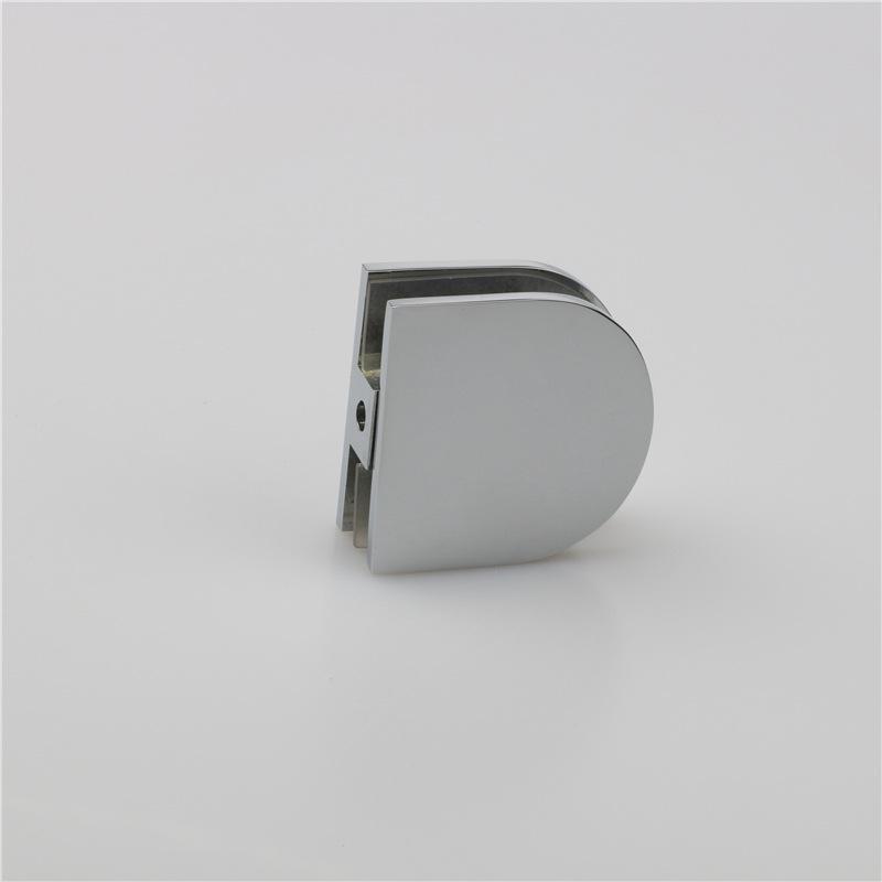 phụ kiện phòng tắm : kẹp bản lề bán kính cường lực hình elip.