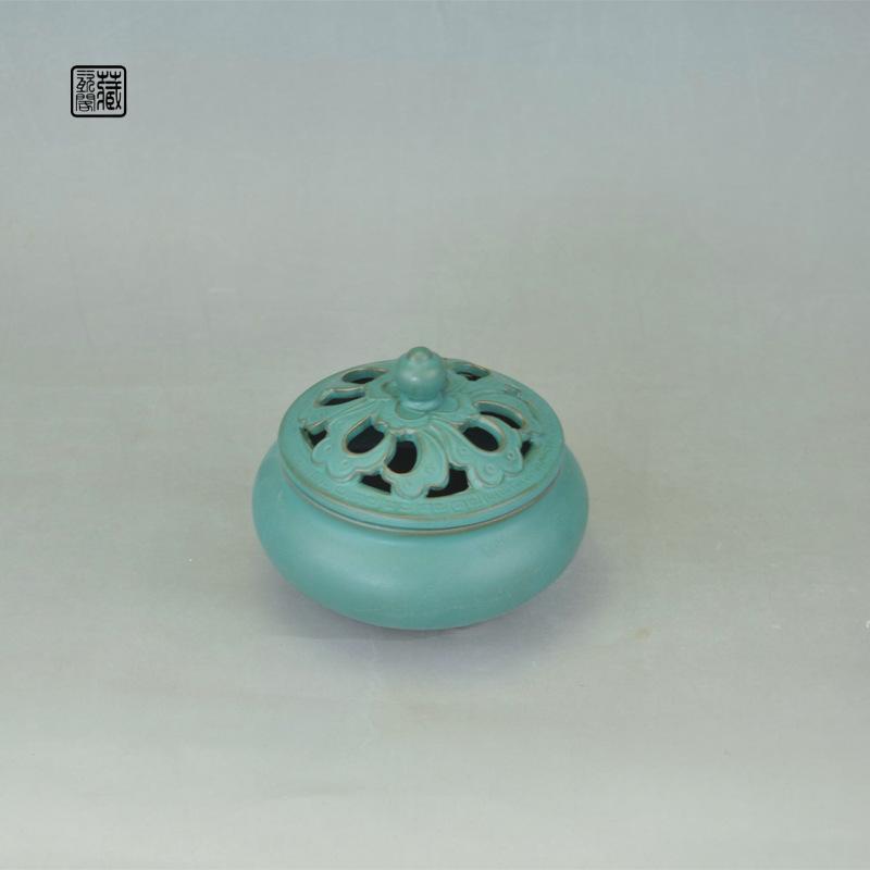 YIYUN Lư hương Bán buôn thủ công đốt nhang gốm trang trí nhiều màu sắc sáng tạo nhà hương đường khói
