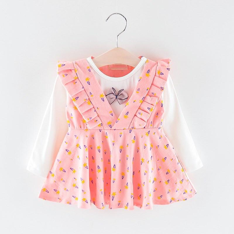 váy đầm kiểu công chúa dành cho bé gái .