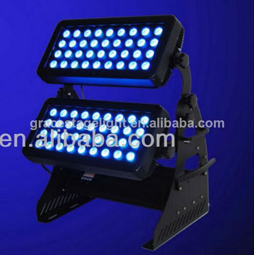 Đèn sân khấu Ánh đèn sân khấu lưới Lace 72*15W5 hợp 1LED ánh sáng của thành phố bên ngoài nhuộm ánh