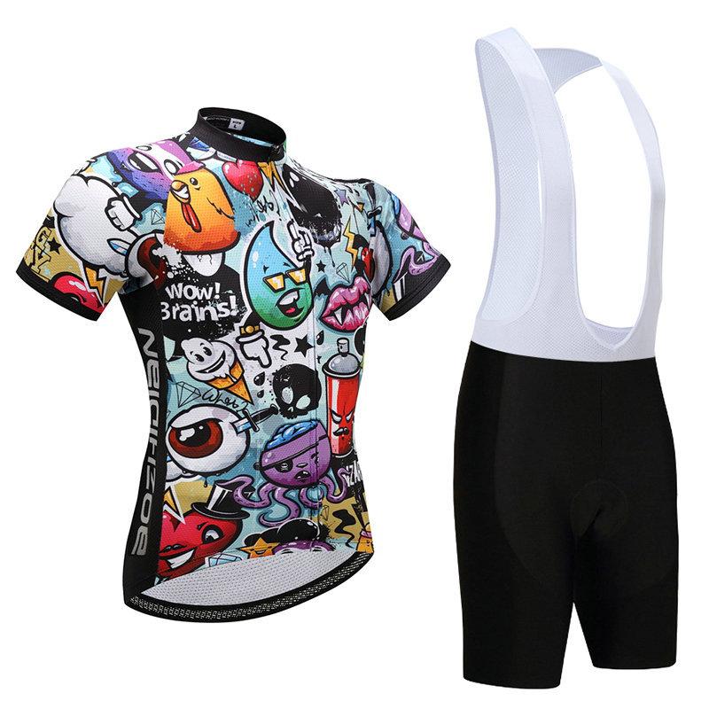 Trang phục xe đạp : Quần Áo Thun Ôm Thể Thao cho Nam và Nữ .