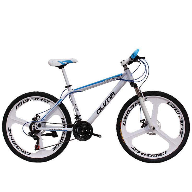 Xe đạp leo núi thắng đĩa đôi OLVNA