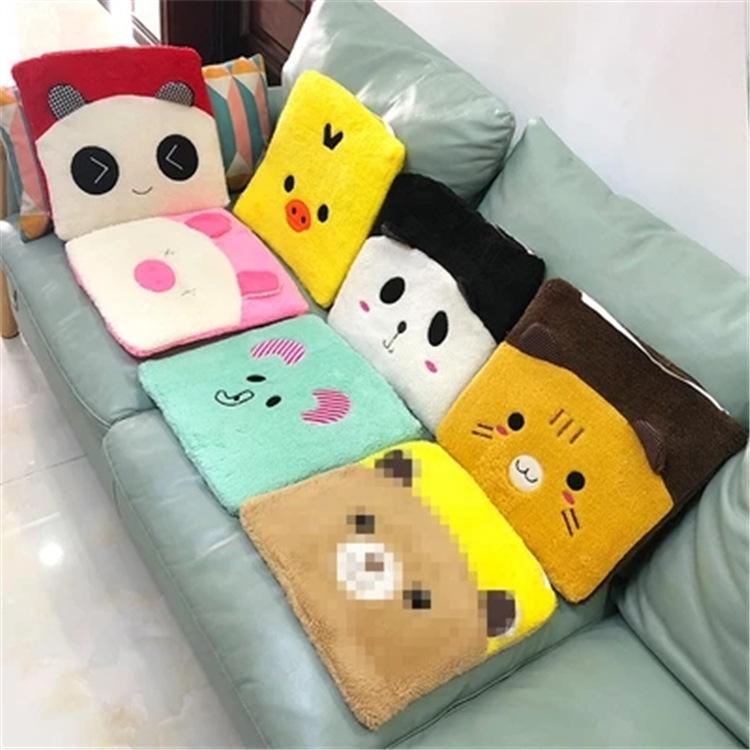 Đệm Lót ngồi Hình dễ Thương dành cho ghế sofa hoặc ghế thường .