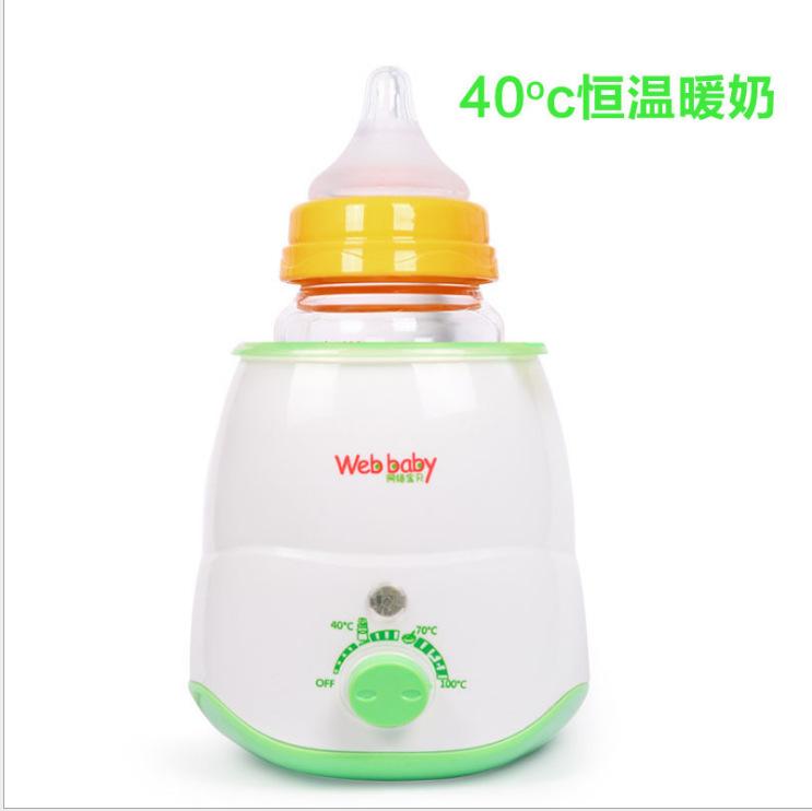 Máy Hâm Sữa đơn có nhiệt độ ổn định cho bé .