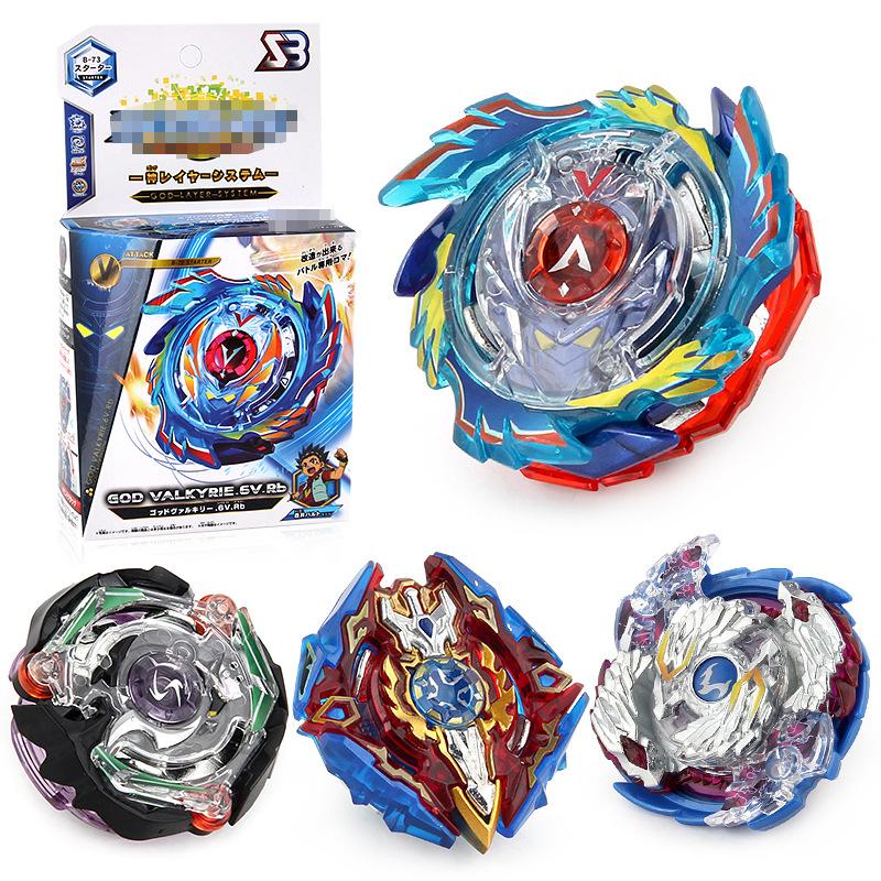 Chengke toys Bông vụ Nhà máy trực tiếp ngoại thương nổ thế hệ lắp ráp hợp kim trận lốc xoáy đồ chơi