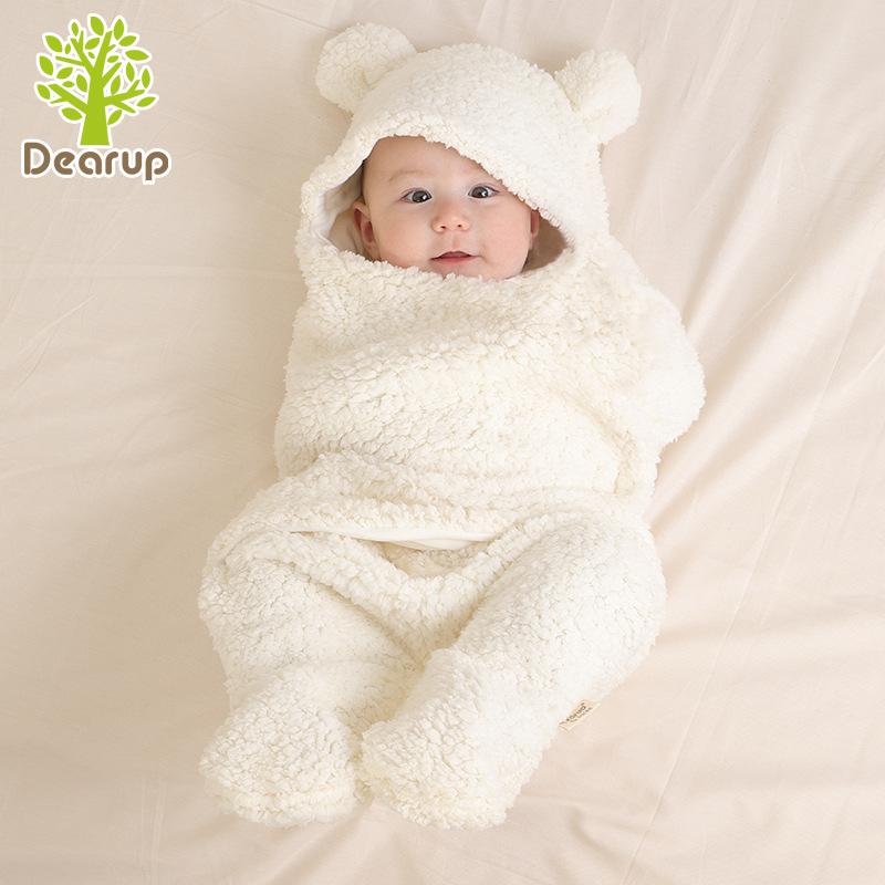 Khăn choàng Quấn và giữ ấm cho trẻ sơ sinh.
