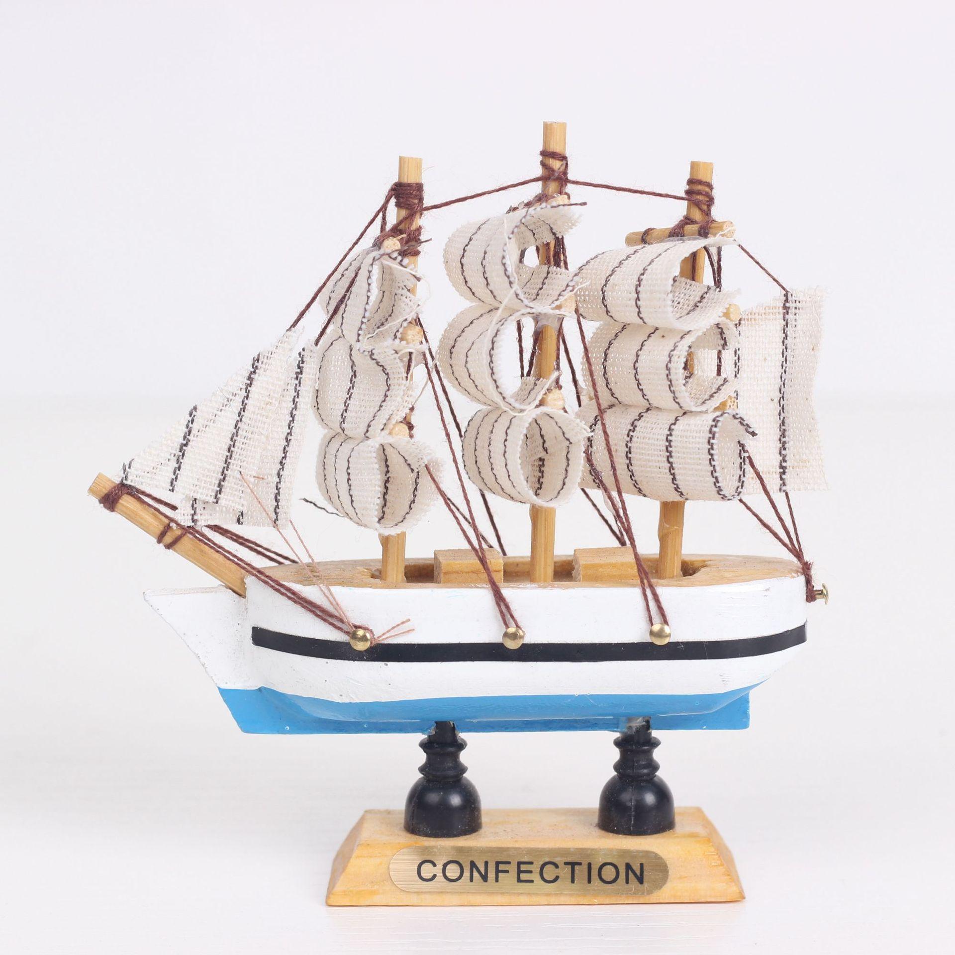 Đồ trang trí bằng gỗ Nhà máy trực tiếp 10 cm gỗ mô hình đồ trang trí bánh trang trí nướng đồ trang t