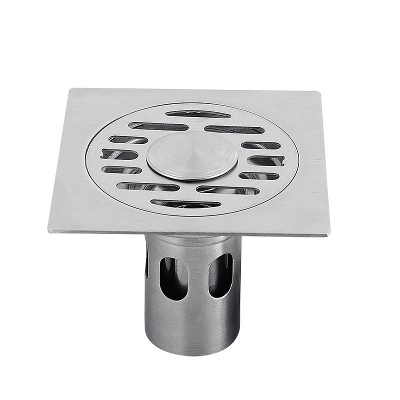 bộ inox Niêm phong cống thoát nước phòng tắm bằng thép không gỉ .