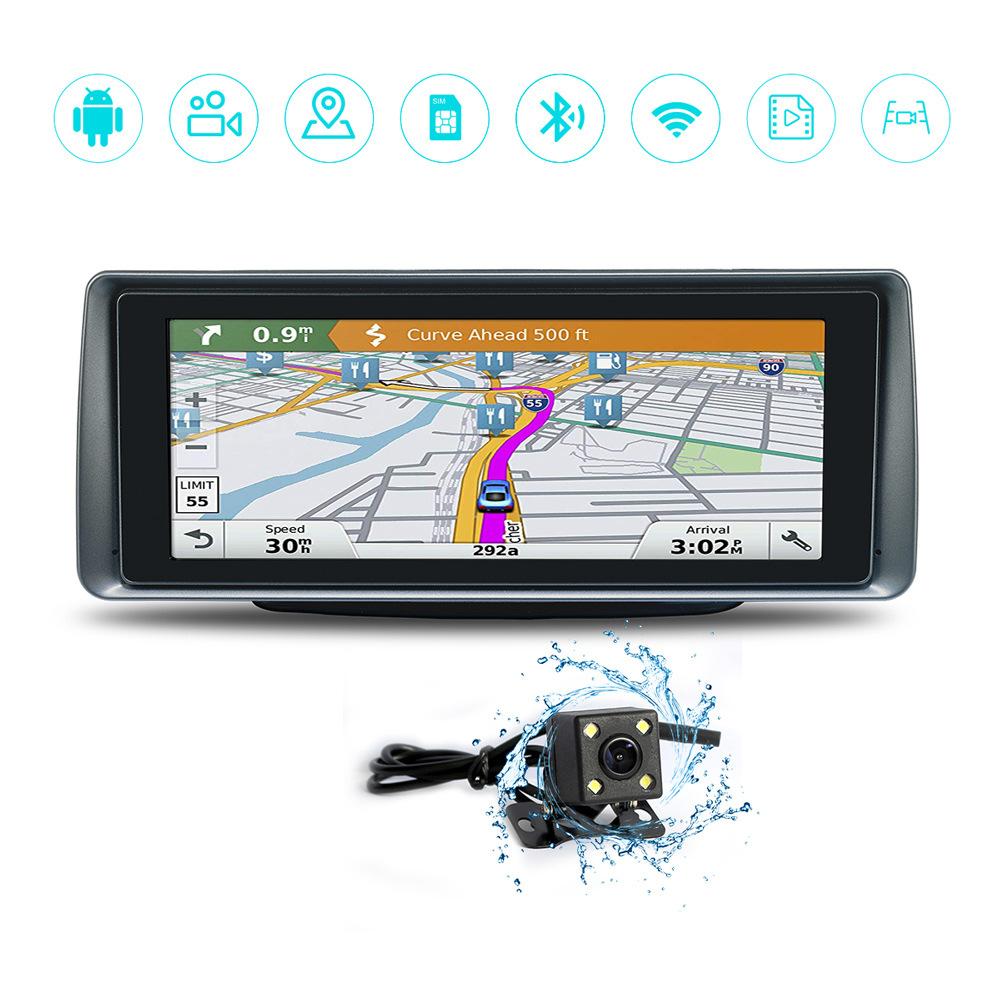 Skyfame Thiết bị định vị A918 xe Android DVR điều hướng, giám sát đỗ xe 3G, điều hướng ghi âm lái xe