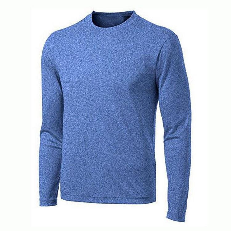 Trang phục Thể Thao : Áo Thun Lạnh Tay dài dành cho Nam .