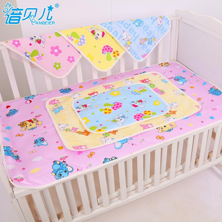 Tấm lót chống thấm Miếng bông cách nhiệt cho bé Tấm lót cách nhiệt cho bé sơ sinh không thấm nước và