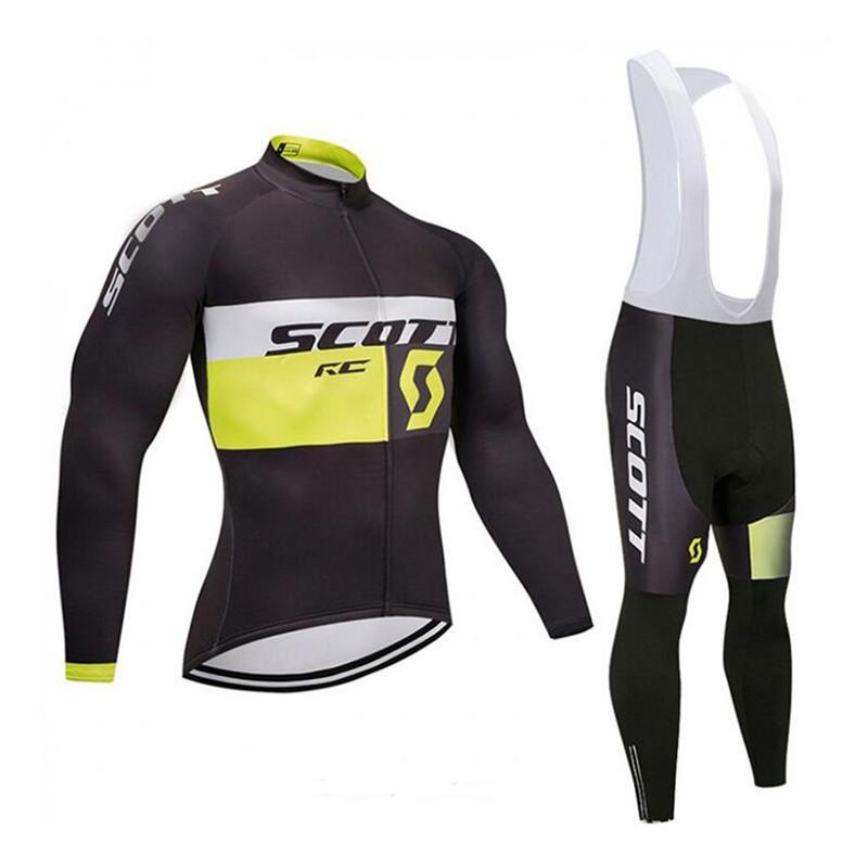 Thời trang đạp xe vải trơn mỏng nhanh khô Scott