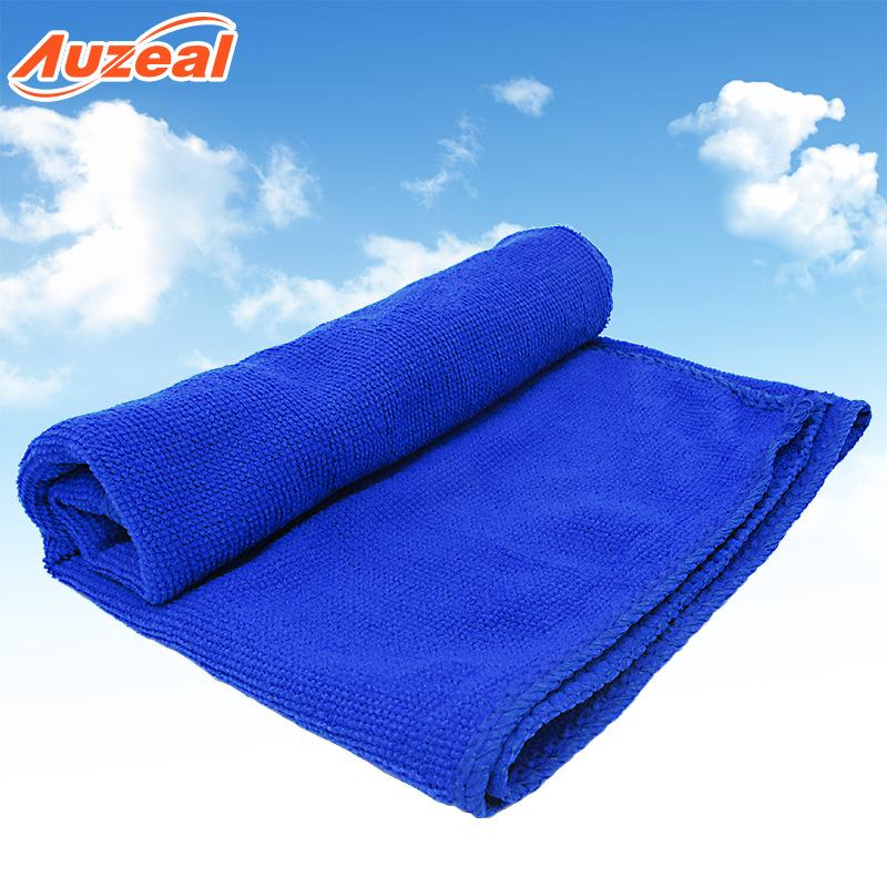 Auzeal Khăn lông Khăn lau xe quà tặng sợi siêu thấm nước lau nhà sản xuất rửa xe đánh bóng sáp 30 *