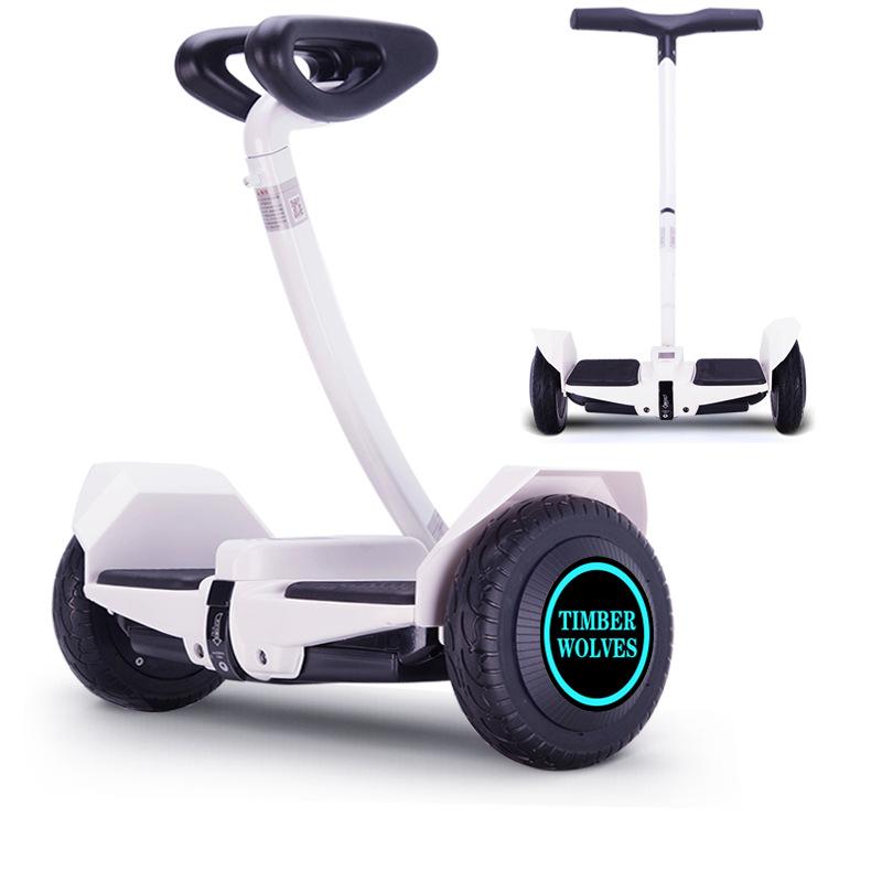 Xe điện 2 bánh tự cân bằng Xe điện thông minh tám inch dành cho người lớn cầm tay tự cân bằng xe off