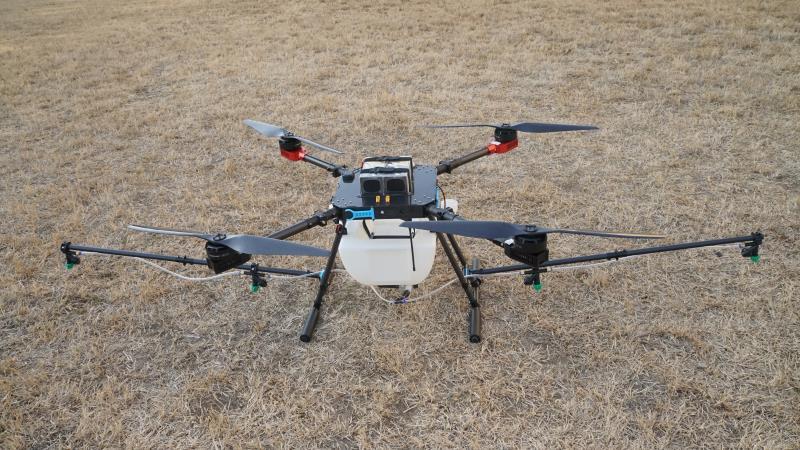Máy bay điều khiển từ xa UPX-10L bảo vệ thực vật thông minh máy bay không người lái bay tự động hoàn