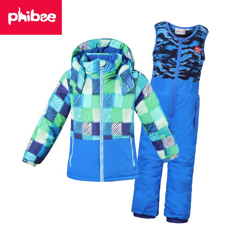 Thời Trang Thể Thao : Quần áo trượt tuyết  dành cho Trẻ Em .