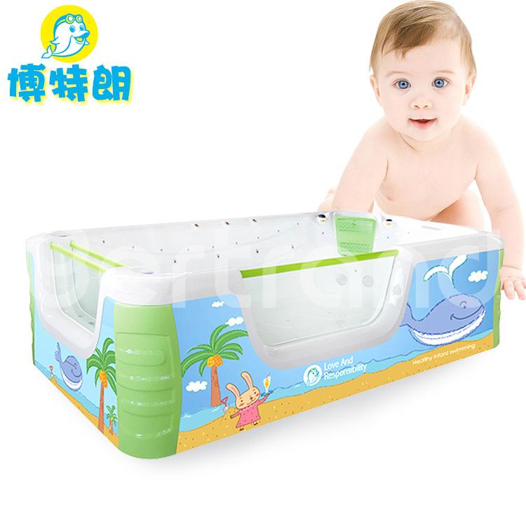BOTELANG bể bơi trẻ sơ sinh Bể bơi trẻ em Botlang Bể bơi trẻ em Bể bơi gia đình Hồ bơi quá khổ CO15