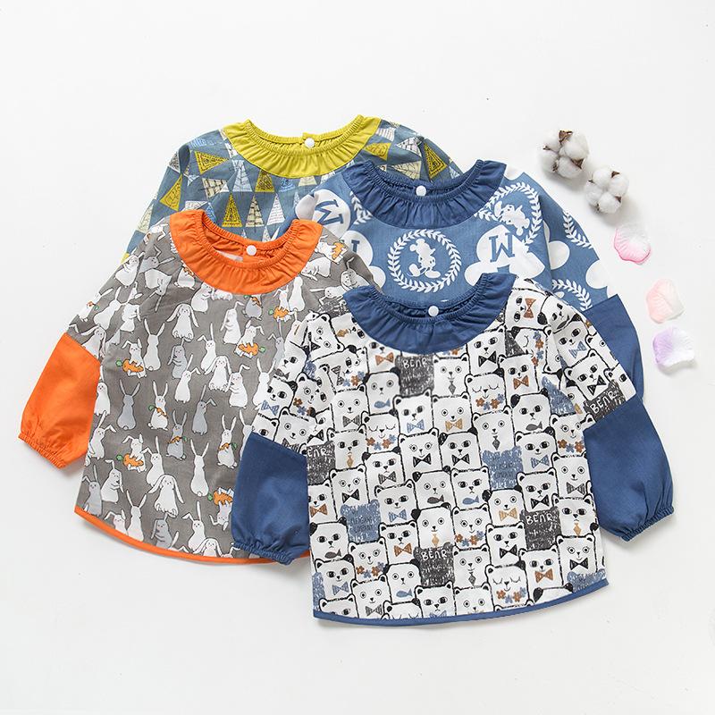PANPAN Áo khoác TREE Mùa thu và mùa đông 2018 trẻ em không thấm nước mới mặc quần áo trẻ em vẽ mẫu g