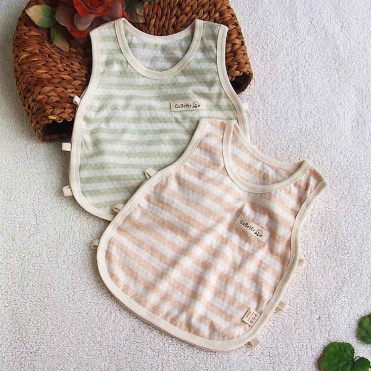 Áo ba lỗ / Áo hai dây trẻ em Áo cotton màu cho bé mùa hè mỏng phần cotton bé áo sơ mi dây hữu cơ cot