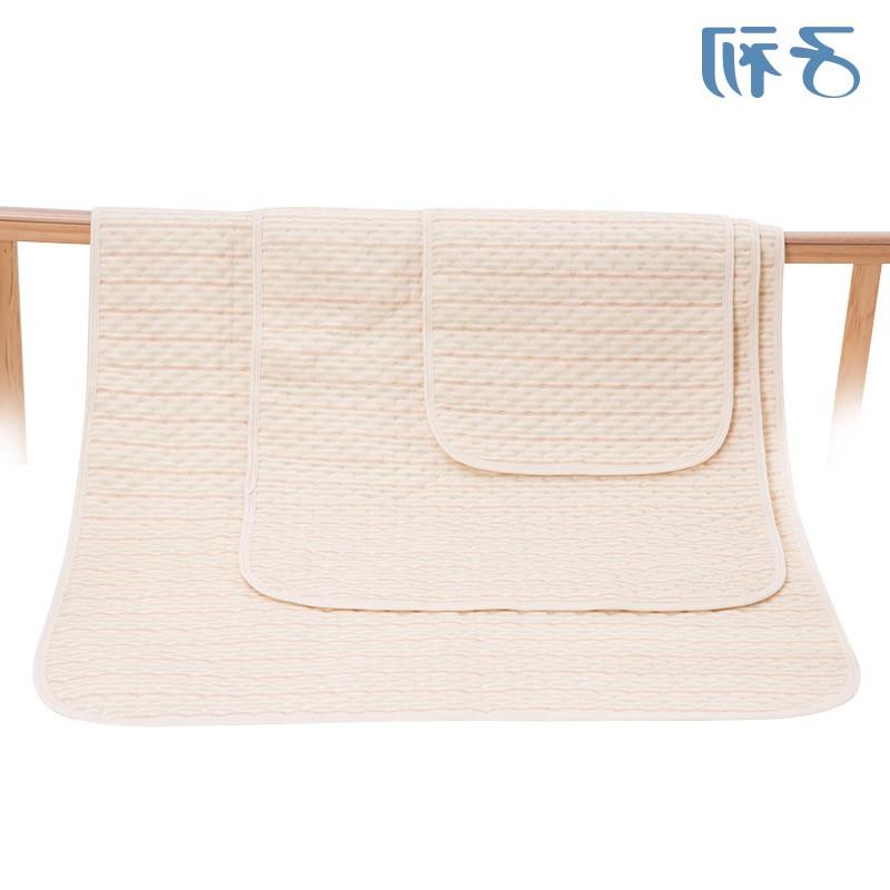 Tấm lót chống thấm Nhật Bản mua đường niệu Mats đứa bé không thấm nước để rửa nước tiểu Mats tuba si