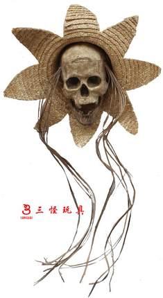 Đồ trang trí Halloween khủng bố tâm căn phòng bí mật .