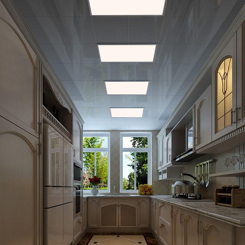 Đèn âm trần bộ Phòng khách nhà, mở hành lang bảo vệ nền siêu sáng LED bệnh đậu mùa ốc miệng đèn nhún