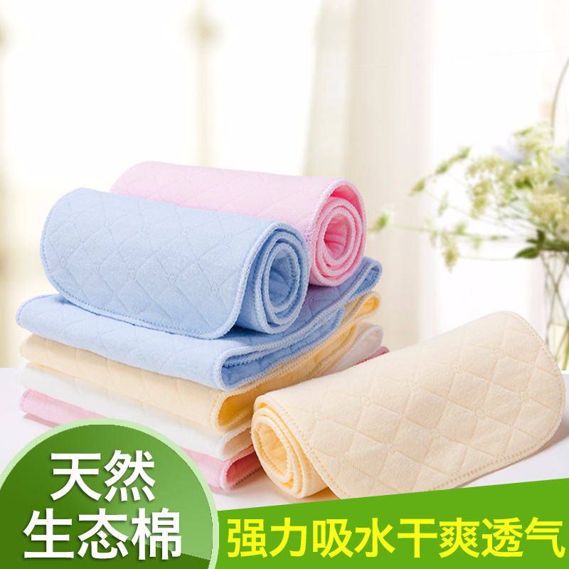 Tả Lót vải sợi cotton mềm cho bé , có thể giặt lại