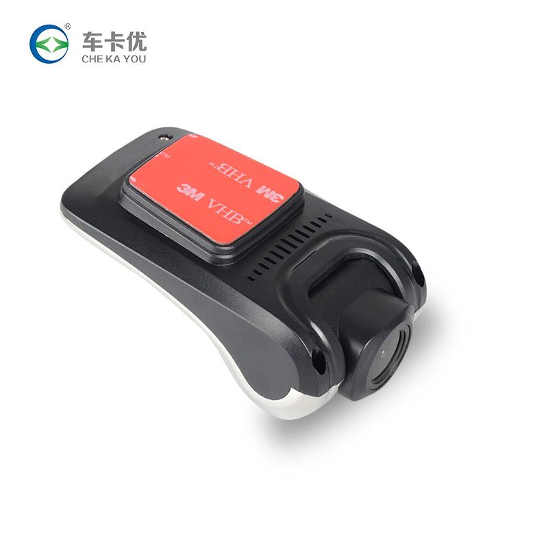 CHEKAYOU Chó rôbôt Điều hướng Android dành riêng cho máy ghi âm lái xe USB với máy ghi âm chó điện t