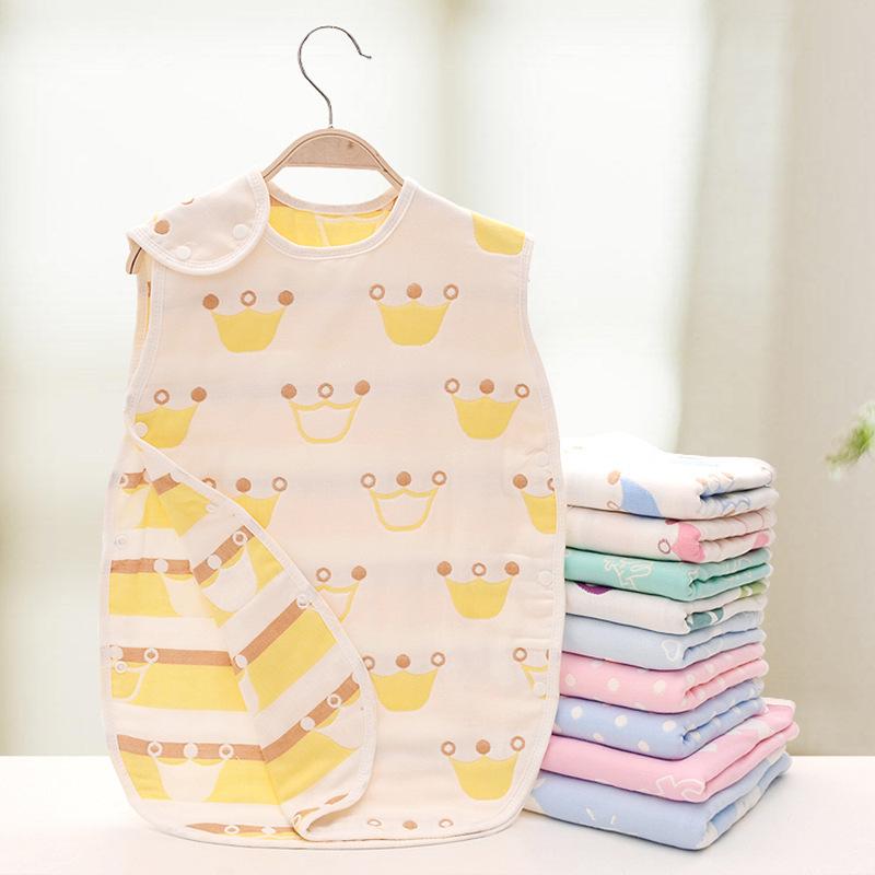Túi ngủ kiểu Áo Vest dành cho Trẻ Em. - xuất xứ : china