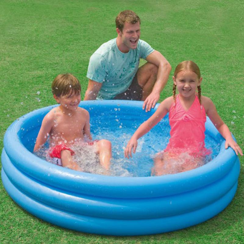 INTEX bể bơi trẻ sơ sinh 58426 hồ bơi trẻ em bể bơi trẻ em bể bơi bóng bể bơi