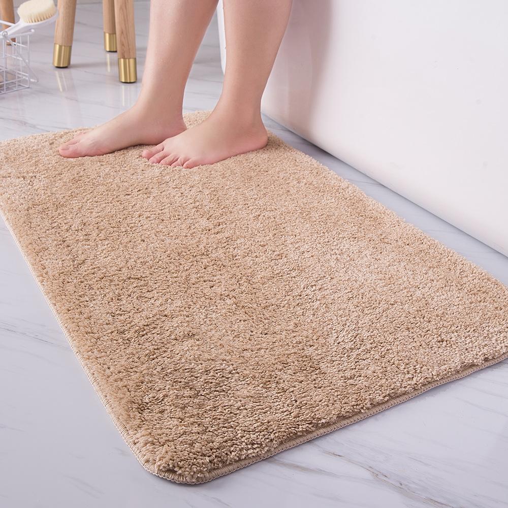 Thảm vải chùi chân chống trượt dành cho cửa ra vào .
