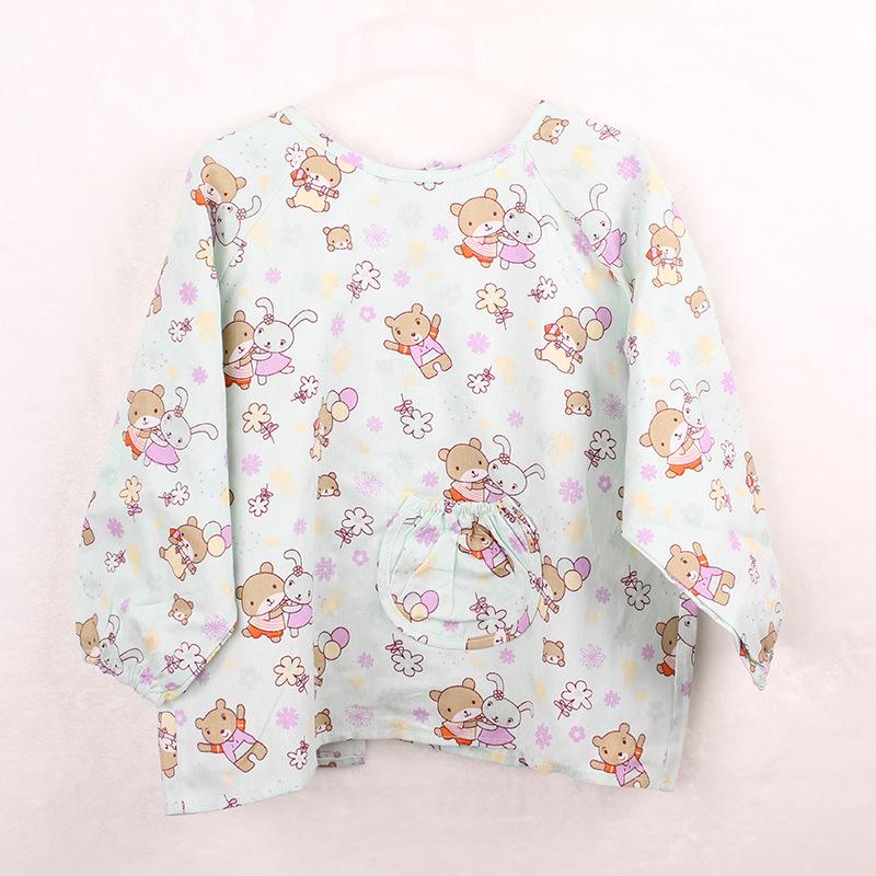 ZALY Áo khoác Mã bị hỏng đặc biệt truy cập chất lượng áo choàng trẻ em không thấm nước bé bông chống