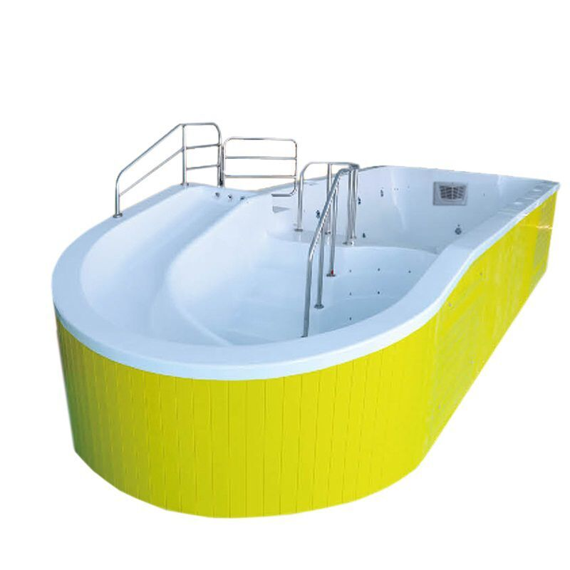 bể bơi trẻ sơ sinh Buôn bán trẻ em bể bơi trẻ em bé xi lanh lướt sóng nhiệt. Bong bóng bơi quán cửa