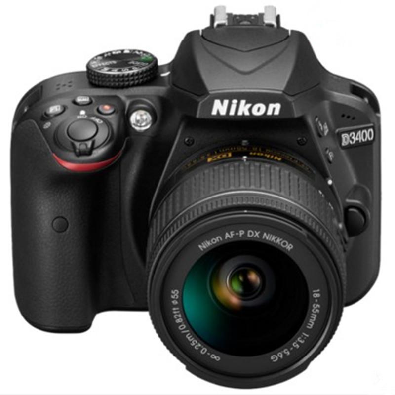 Nikon Máy ảnh phản xạ ống kính đơn / Máy ảnh SLR Máy ảnh DSLR / máy ảnh DSLR độ phân giải 18-55mm củ