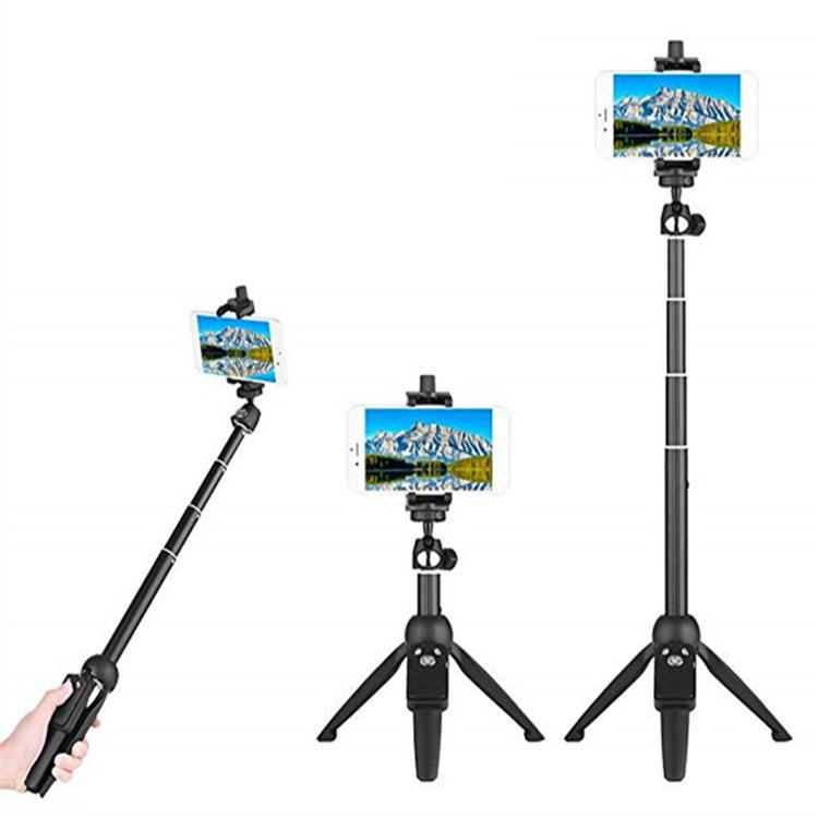 SANTIAOBA Gây tự sướng Chân đế điện thoại di động YT-9928 Yunteng 9928 Chân đế selfie đa năng tích h