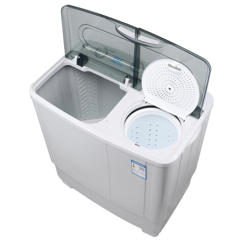 XIAOTIANE Máy giặt Nhà sản xuất 8 kg xi lanh đôi máy giặt nhà ký túc xá công suất lớn Rongshida rửa