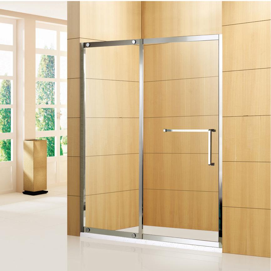 Vách ngăn phòng tắm bằng kính cường lực cửa phòng tắm màn hình A-021