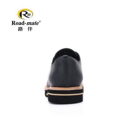 Giày Da Mọi đế cao Dành cho Nữ Hiệu : Road·Mate