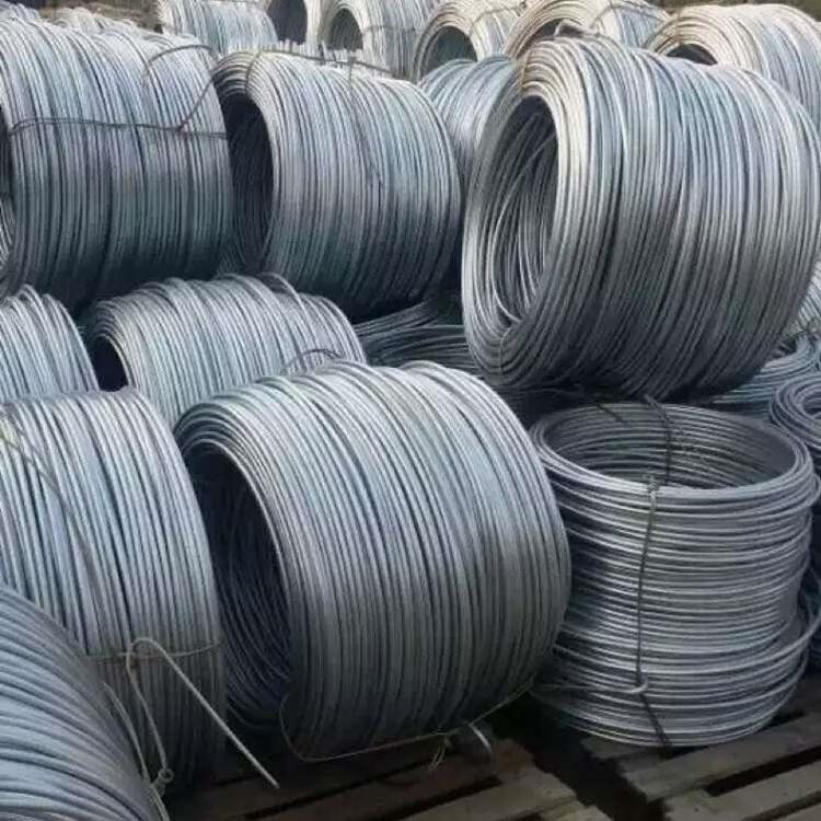 Thị trường thép : dây thép tròn cán nóng để xây dựng .