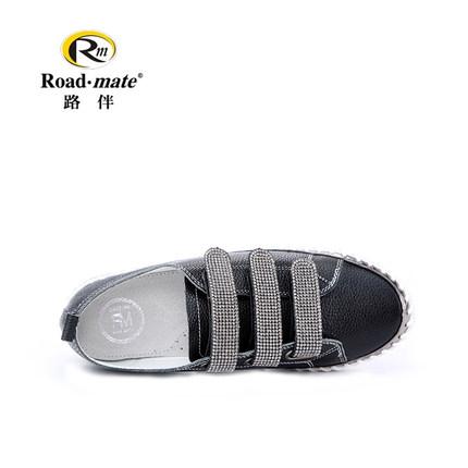 Giày Mọi thể thao đế cao Road·Mate cho Nữ , giúp Tăng chiều cao .