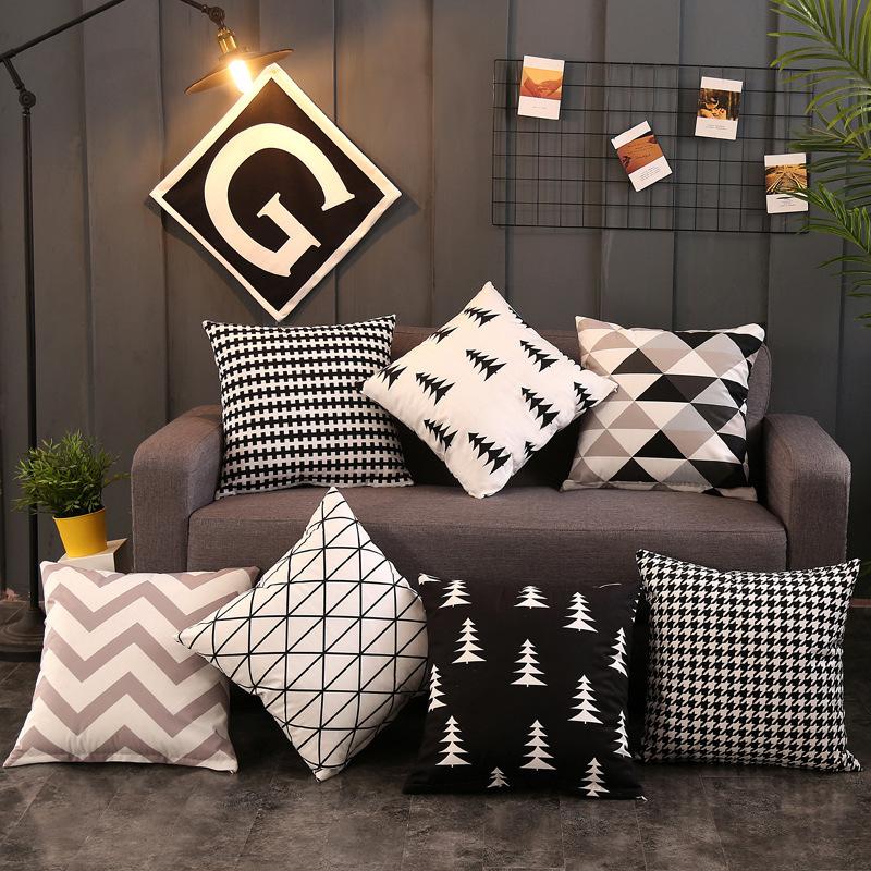 Gối Đệm Sofa sáng tạo với Kiểu dáng đơn giản và hiện đại