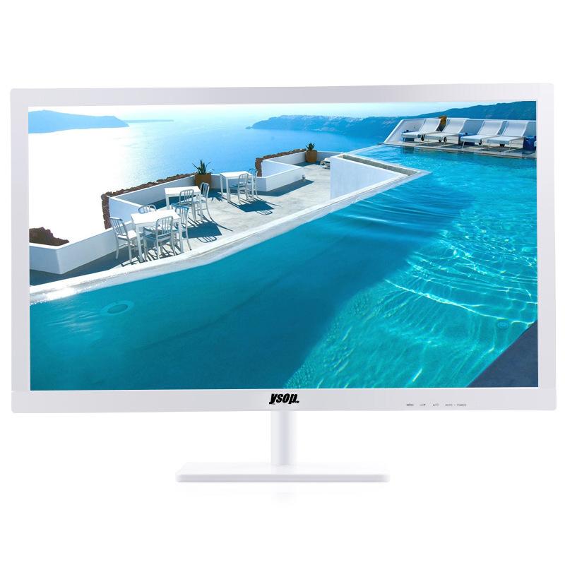 Tivi LCD Nhà máy sản xuất màn hình LCD 27 inch trực tiếp HD HDMI giải trí đa phương tiện văn phòng t