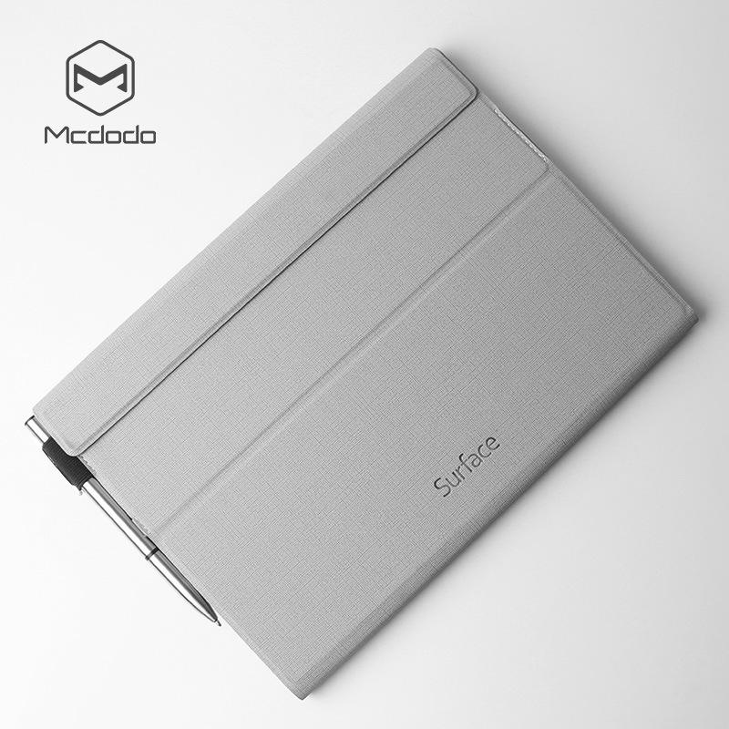 MAIDUODUO Bao da Bộ bảo vệ máy tính bảng bề mặt Microsoft pro6 / 5 phẳng