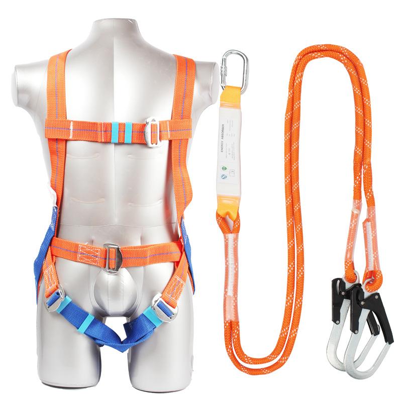 JOHA Dây đai an toàn toàn làm việc trên không vành đai toàn thân bảo vệ