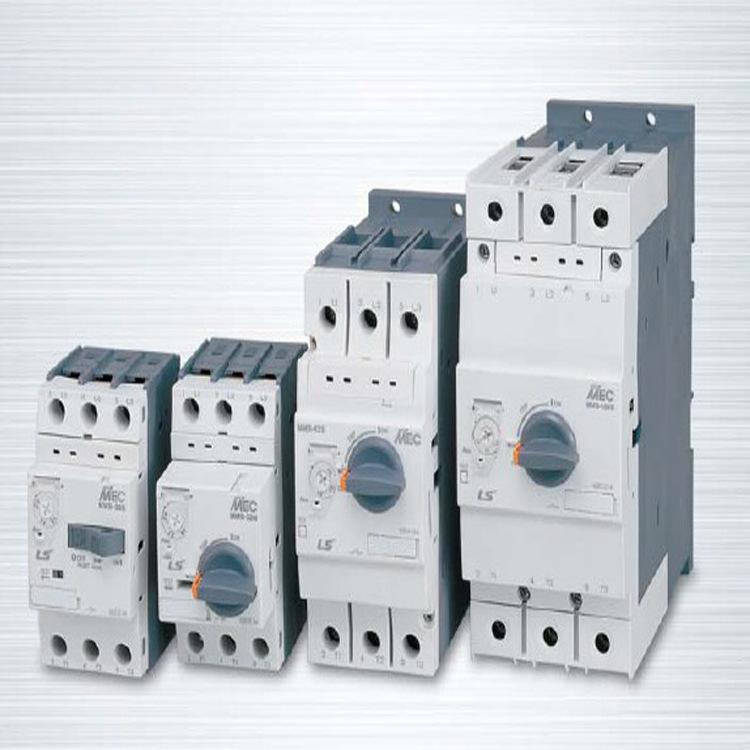 LS Bộ khởi động động cơ LS (LG) khởi động điện áp thấp MMS-63S 10A khởi động động cơ ban đầu