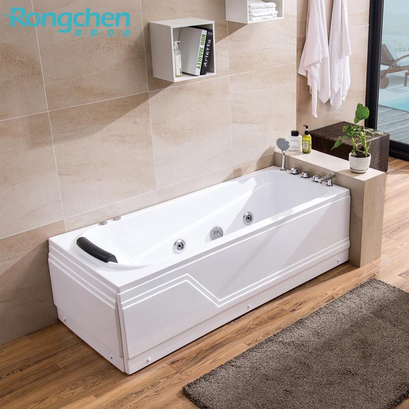 RONGCHEN - Bồn Tắm cao cấp Thiết kế đơn giản dành cho phòng Tắm của bạn .