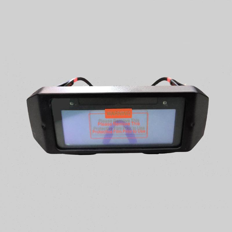 MillTec Kính hàn Hàn hàn kính bảo vệ mặt nạ an toàn tự động làm mờ kính hàn nhà máy bán buôn trực ti