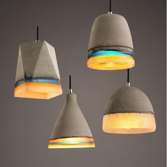 Đèn treo trần - đèn chùm trang trí cho quán cà phê .