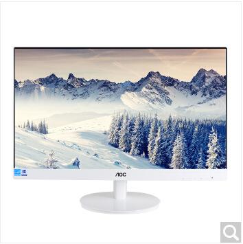 AOC Màn hình máy tính LCD - AOC I2769V / WW 27 inch màu trắng